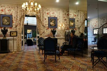 Toulouse, Grand hôtel Opera, réception