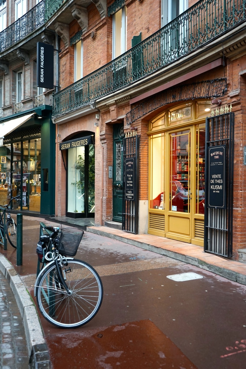 Toulouse, quartier Victor-Hugo