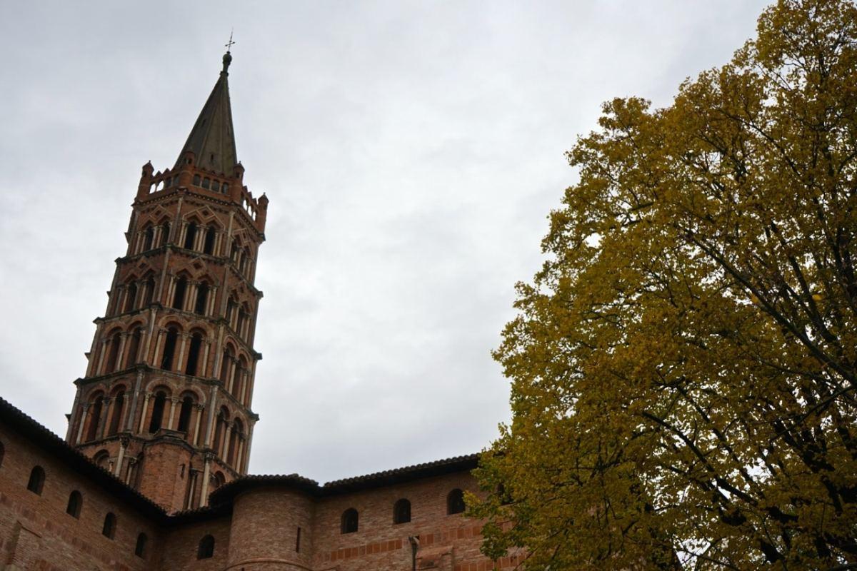 Toulouse, Saint-Sernin