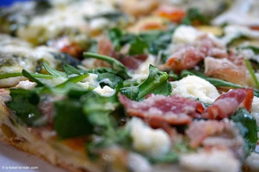 Italie, Rome, pizza