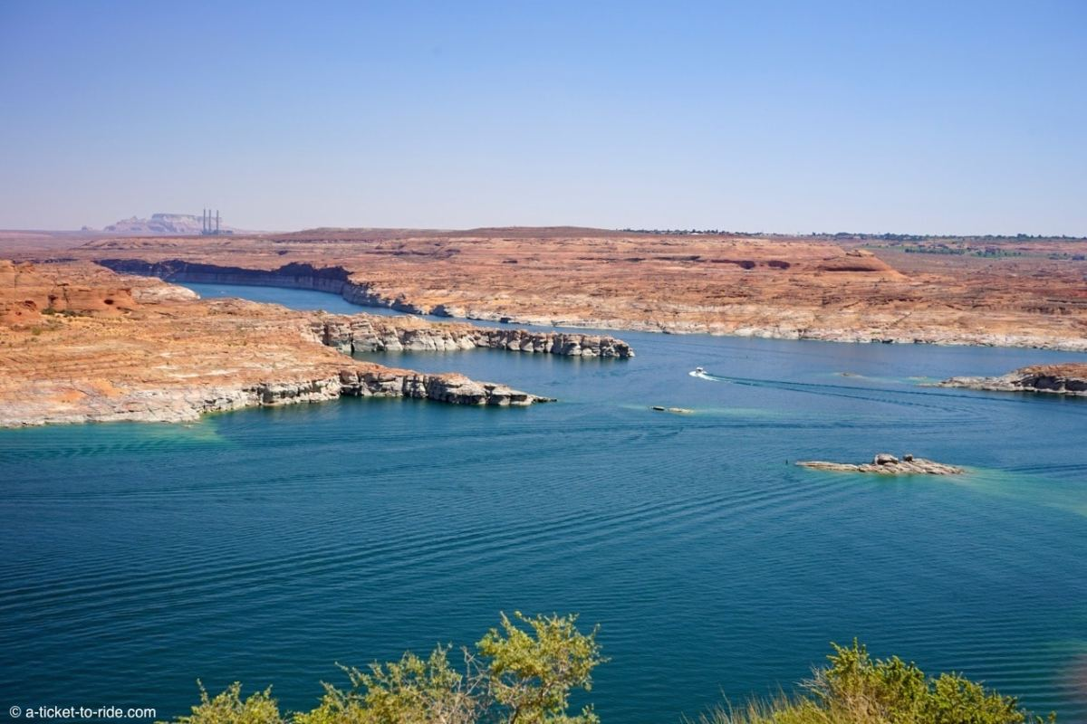USA, Lake Powell