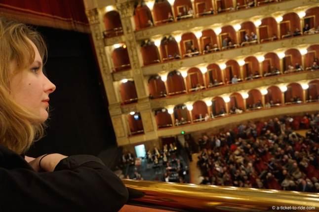 Italie, Rome, Opéra