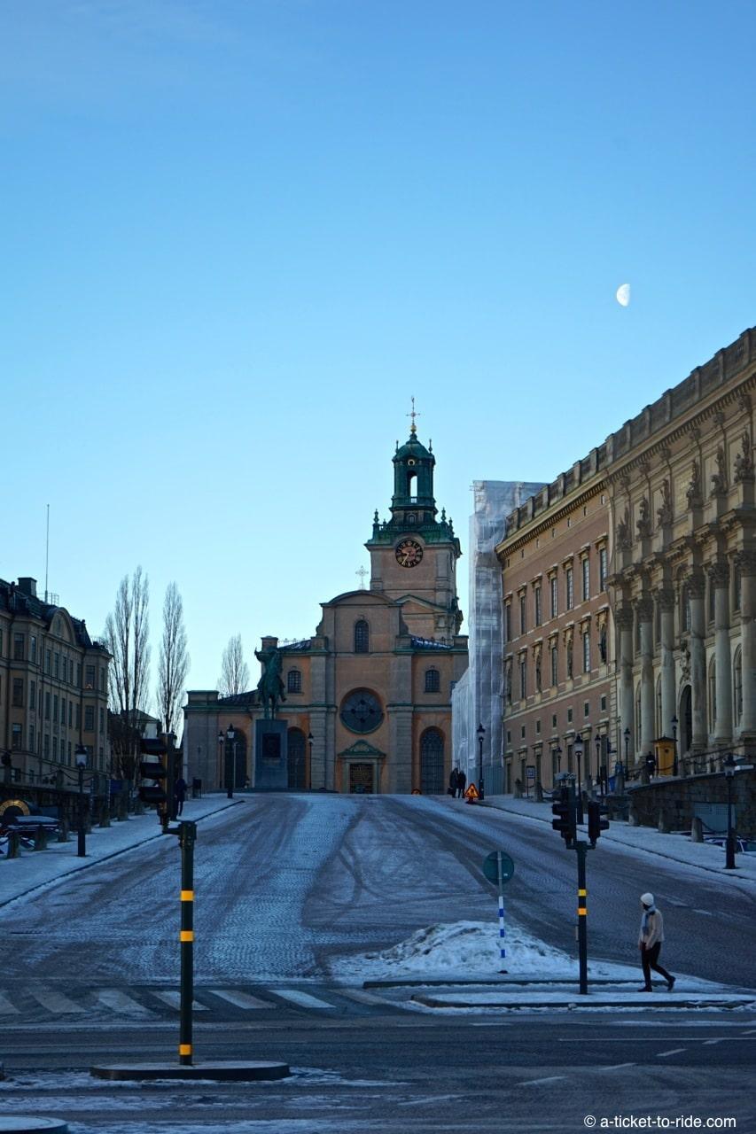 Stockholm, cathédrale