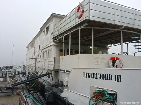 Stockholm, bateau Rygerfjord
