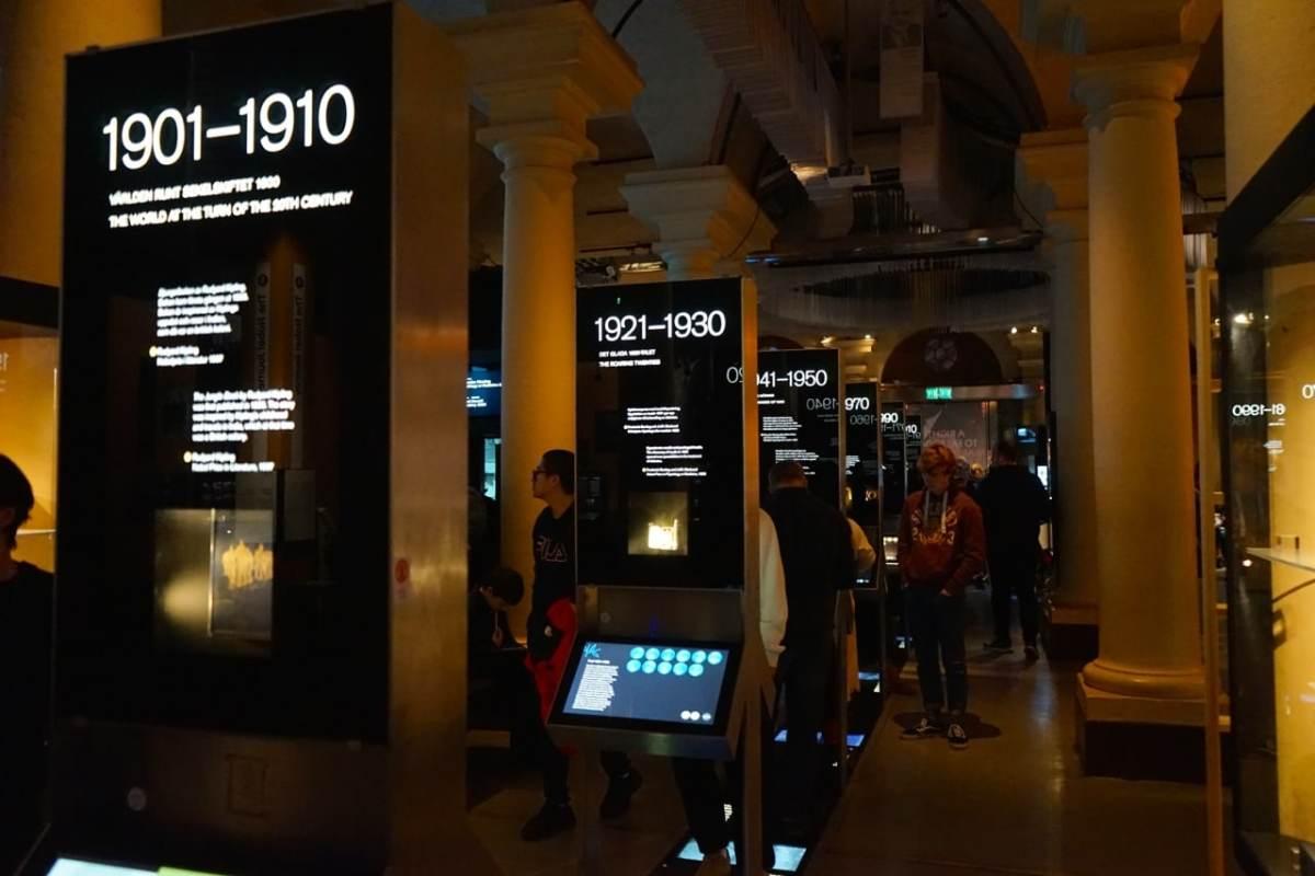 Stockholm, Musée Nobel