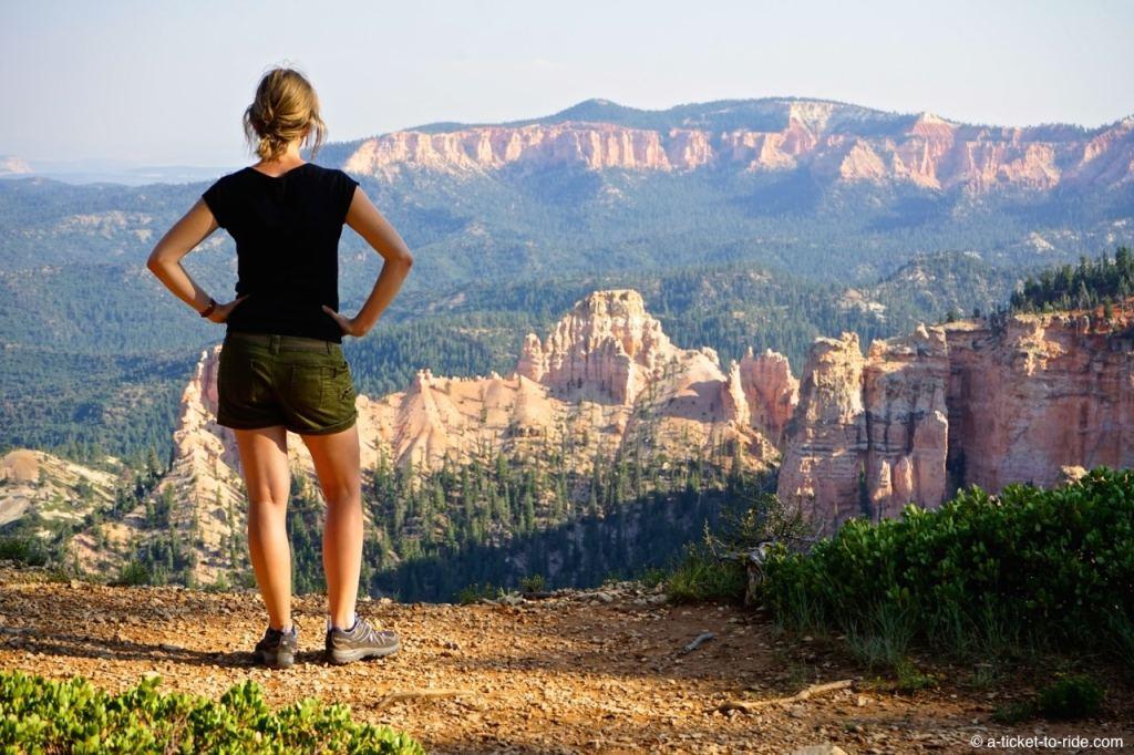 USA, Bryce Canyon, panorama
