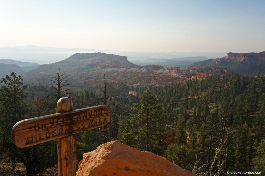 USA, Bryce Canyon National Park