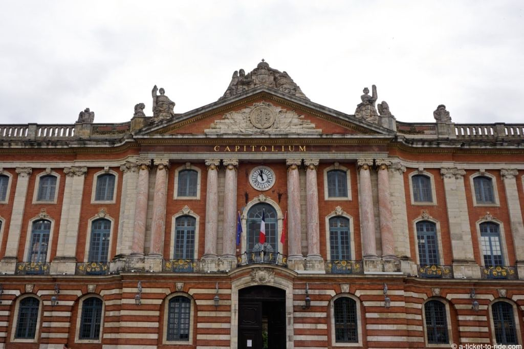 Toulouse, Capitole