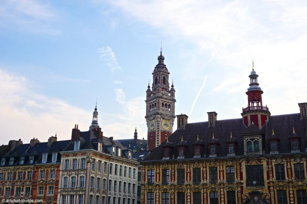 Lille, Grand'place