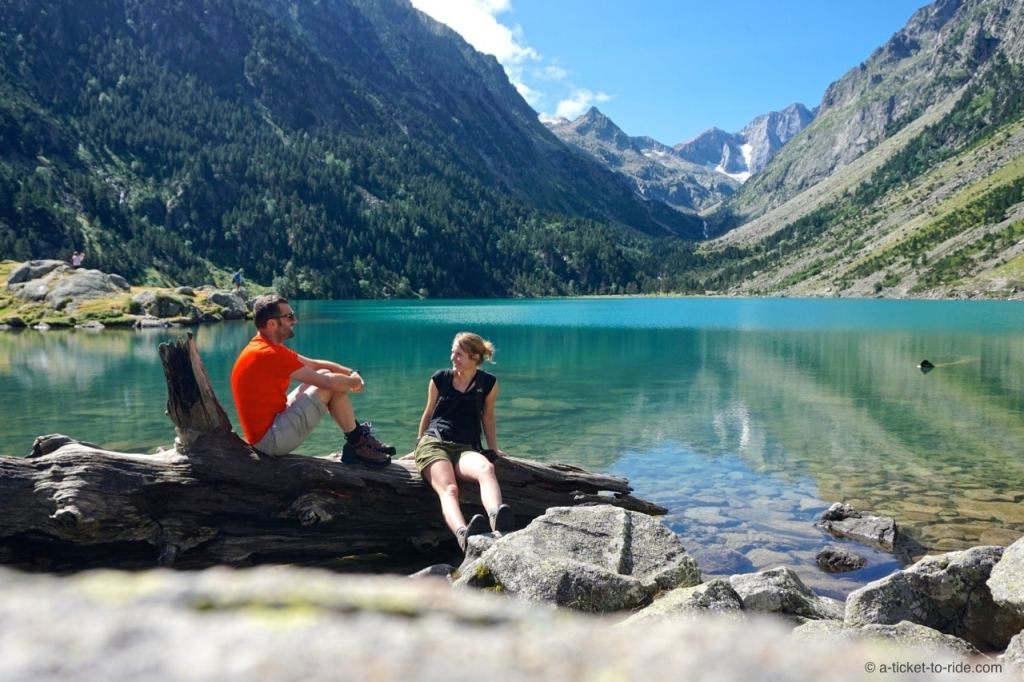 Hautes-Pyrénées, Lac de Gaube