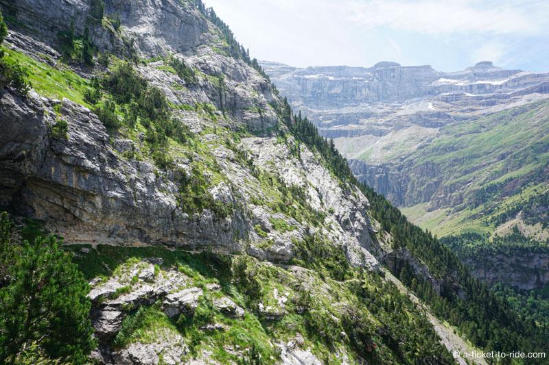 Pyrénées, chemin des Espugues