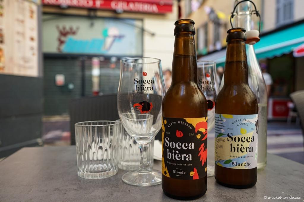 Bière traditionnelle niçoise