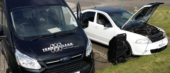 Mobile Terraclean Service