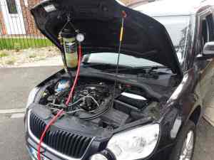 TerraClean EGR & Turbo Cleaning