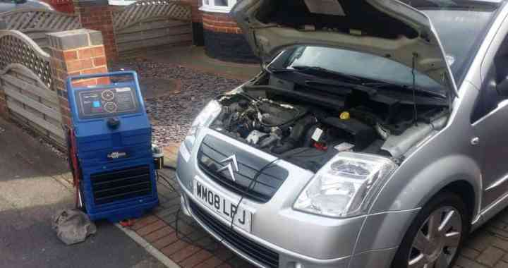 Terraclean Review citroen c2