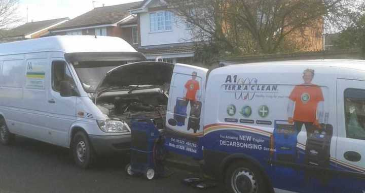 terraclean review mercedes sprinter