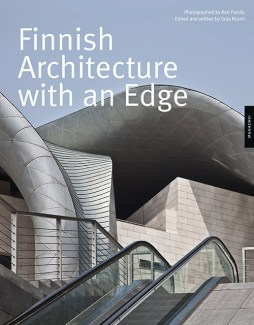 By Tarja Nurmi. This richly illustrated book features a selection of the best and most recent examples ofFinnish architects. http://www.maahenki.fi/tuote/761/finnish-architecture-with-an-edge