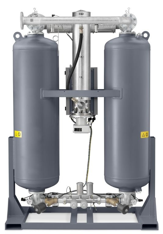 AD 480_dessicant air dryer_back