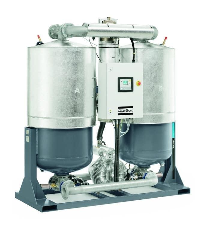 BD 1100+ Desiccant air dryer