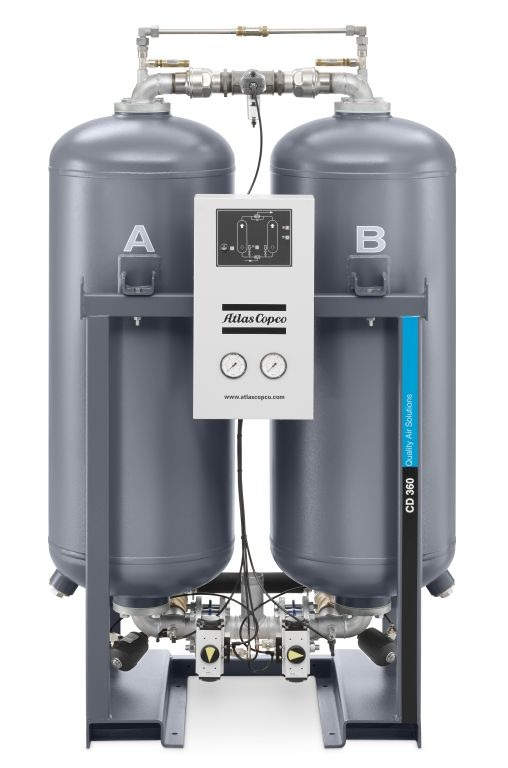 CD 360 Dessicant compressed air dryer.