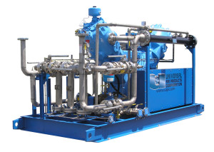Air Compressor, Booster Systems & Components