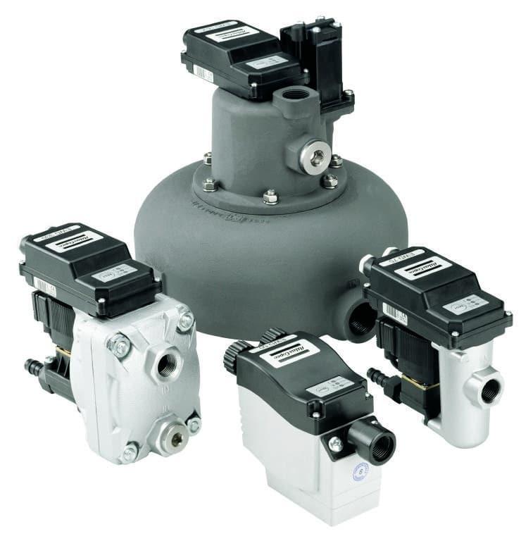 EWD range - electronic water drains