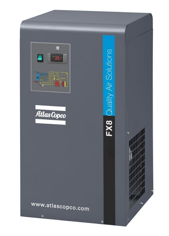 XD 4500 ZP Zero purge Heat of compression reactivated adsorption dryers