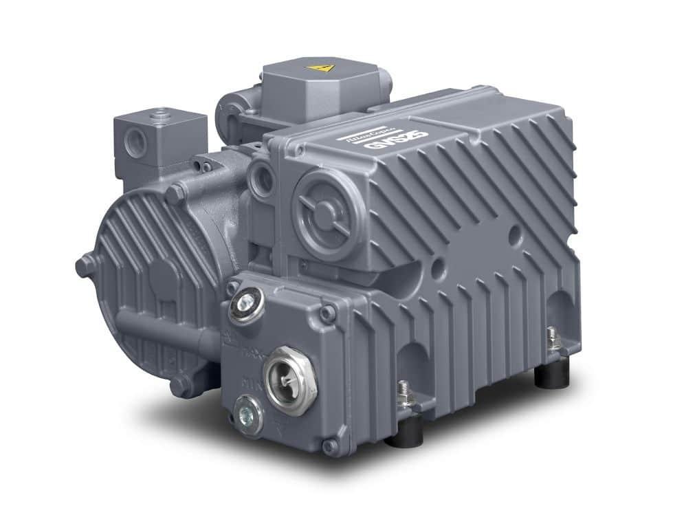GVS 25 Vacuum pump Rotary Vane Single Stage