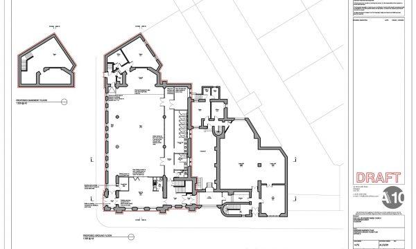 Ruchill Kelvinside Parish Church Feasibility