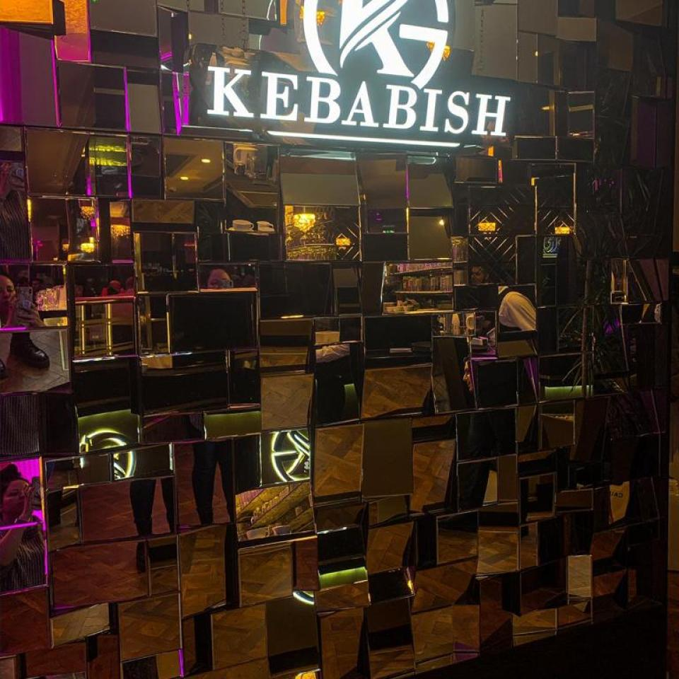 Kebabish Grill, Glasgow