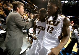 Mo Alie-Cox and JeQuan Lewis are two promising sophomores that will look to impress on a deep VCU team.