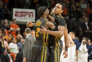 VCU's Treveon Graham and Briante Weber make up a talented senior duo for next season's Rams.