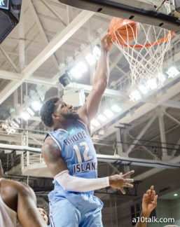Healthy versions of Hassan Martin and E.C. Matthews would make Rhode Island a true contender for next season's A-10 crown.