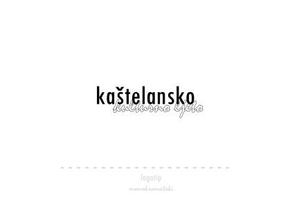 logotip monokromatski