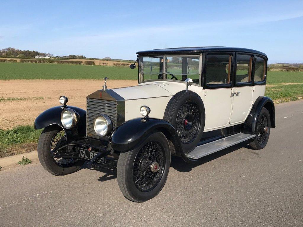 1926 Rolls Royce Twenty. Superb Mulliner Saloon