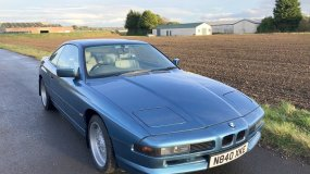 1995 BMW 840 Ci Sports Coupe 1