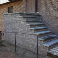 brick steps complete repair