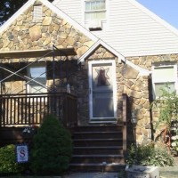front brick stairs repair and installation