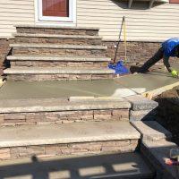 sidewalk and walkway repair