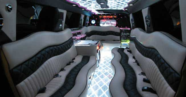 Mercedes GL550 Limousine In San Francisco By A1 Limos