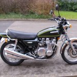 Kawasaki z900 - a1motorcycles.co.uk
