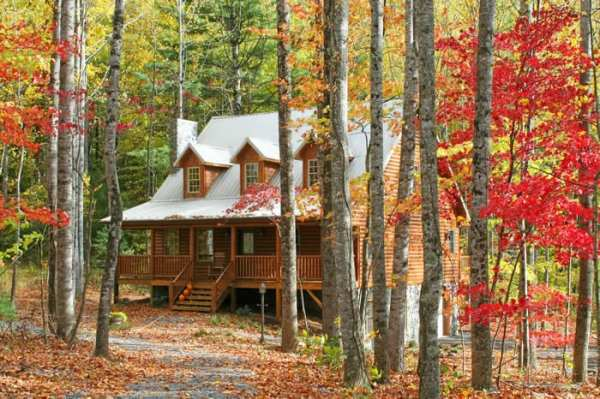 Ashe County Woodlands Cabin