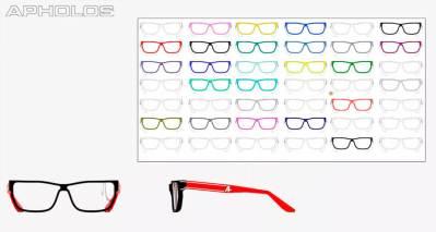 Apholos proyecto branding - avios lentes 2