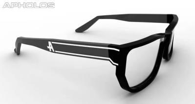 Apholos proyecto branding - avios lentes