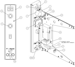 Southbend 1175723 Module Ignition Control