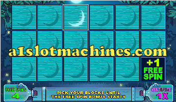 Free Spin Feature on Hillbilly Moonshine Slots