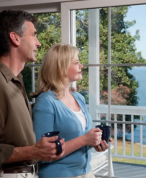 residential window tinting with Vista window Film in Port Arthur area