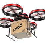 the-company-amazon drone for the customs broker in miami florida