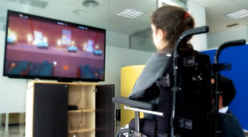 La industria tecnológica impulsa videojuegos inclusivos para pacientes infantiles