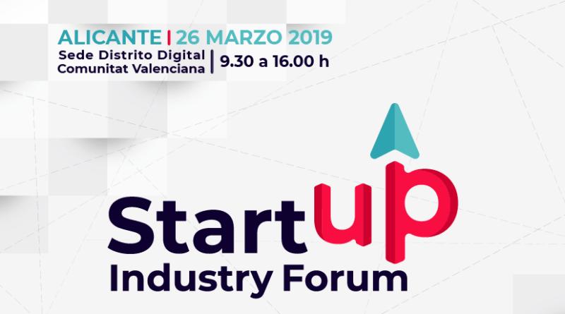 Distrito Digital mostrará en Startup Industry Forum soluciones para acometer la transformación tecnológica